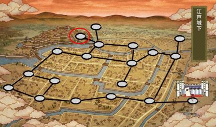 延享の記憶江戸城下