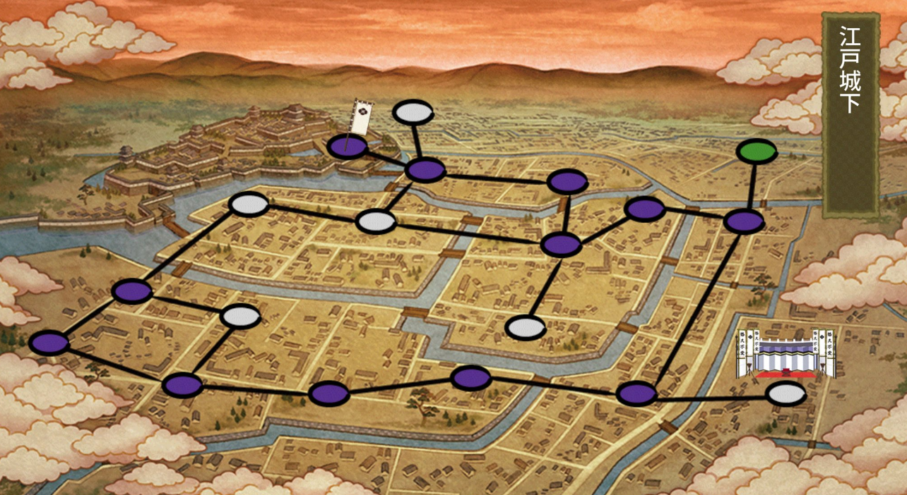 延享の記憶:江戸城下(7-3)